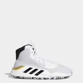 adidas Pro Next 2019 Schuh Weiß   adidas Switzerland