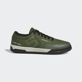 adidas - Five Ten Mountain Bike Freerider Pro Shoes Strong Olive / Raw Khaki / Ash Silver BC0639