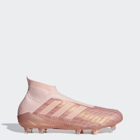 scarpe adidas bambino calcio rosa