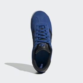 adidas gazelle niños azul