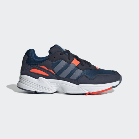 adidas - Yung-96 Shoes Legend Marine / Raw Steel / Solar Red DB2596