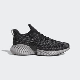 adidas - Alphabounce Instinct Shoes Core Black / Cloud White / Grey Three BC0626