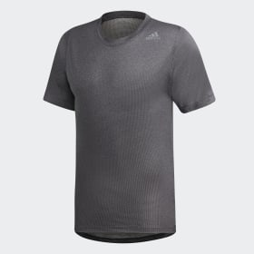 adidas - FreeLift 360 Fitted Climachill T-Shirt Grey DX0796