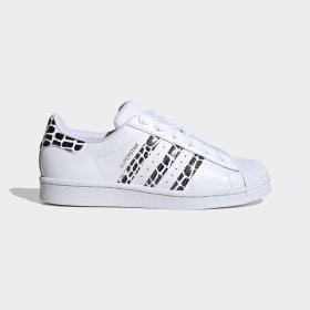 adidas - Obuv Superstar Cloud White / Gold Metallic / Core Black FV3452