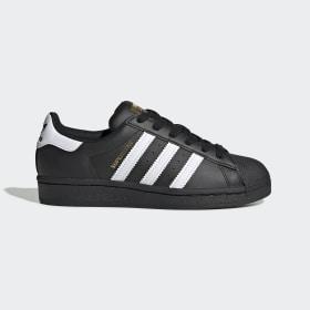 adidas - Superstar Shoes Core Black / Cloud White / Core Black EF5398