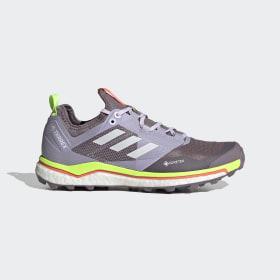adidas - Zapatilla Terrex Agravic XT GORE-TEX Trail Running Legacy Purple / Cloud White / Purple Tint EF2161