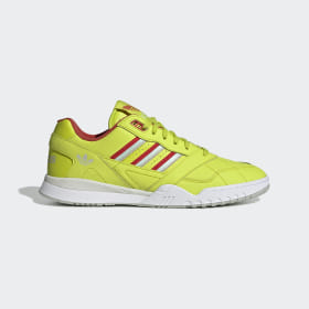 adidas - Zapatilla A.R. Trainer Semi Solar Yellow / Lush Red / Vapour Green DB2736