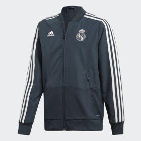 89f1035f38dc3 Chaqueta Presentación Real Madrid ...