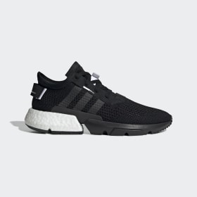 adidas - Zapatilla POD-S3.1 Core Black / Core Black / Cloud White DB3378