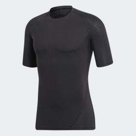 adidas - Alphaskin Tech T-Shirt Black CF7171