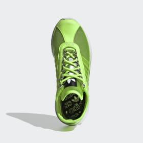 Women's Green Trainers | adidas UK