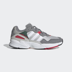 adidas - Yung-96 Shoes Grey One / Crystal White / Active Pink DB2608