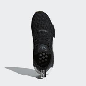 adidas black nmd mens