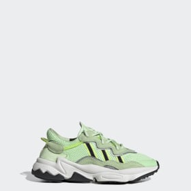Sko Rød + Grønn | adidas NO