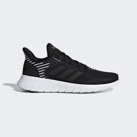 adidas - Asweerun Schoenen Core Black / Core Black / Grey Six F36339