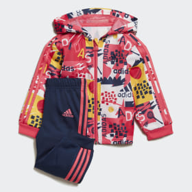 7d5492cbe Chlapci - Batoľatá 1-4 roky - Oblečenie - ružová   adidas SK