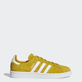 geel + bruin - Originals - Schoenen | adidas Nederland