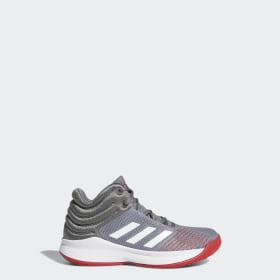 46b27b1ad adidas Kids Basketball Shoes   Basketball Clothing