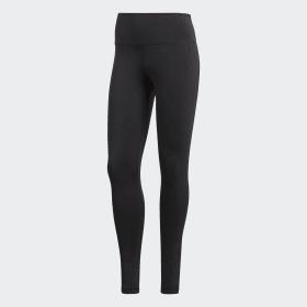 adidas - Believe This Solid Leggings Black CW0489