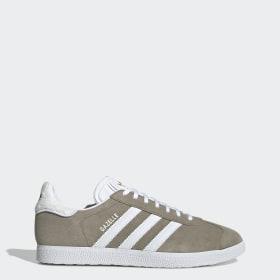 adidas Originals GAZELLE Sneaker low light green Damen