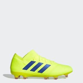 best sneakers ed5b4 c307d Calzado de Fútbol Nemeziz 18.1 Terreno Firme ...