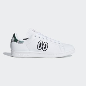 adidas - Zapatilla Stan Smith Cloud White / Soft Vision / Core Black CM8415