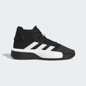 adidas - Pro Adversary 2019 Shoes Core Black / Cloud White / Grey Four BB9123