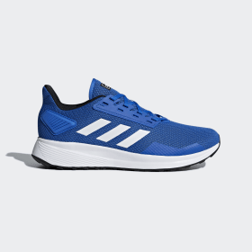 adidas - Duramo 9 Shoes Blue / Cloud White / Core Black BB7067