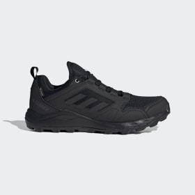adidas - Terrex Agravic TR GORE-TEX Trail Running Shoes Core Black / Core Black / Grey Five FW2690