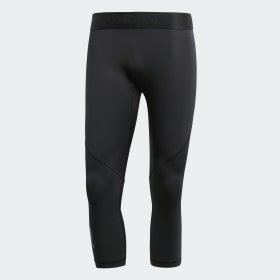 adidas - Mallas 3/4 Alphaskin Sport Black CF7331