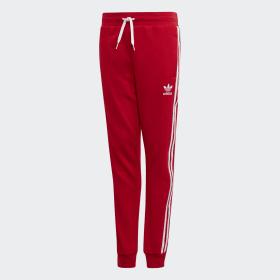 Pantalones rojos| Comprar en adidas