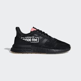 adidas - ZX 500 RM Shoes Core Black / Core Black / Bluebird BB7443