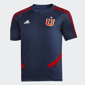 Camiseta de Entrenamiento Club Universidad de Chile NIÑO