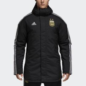 Campera Winter Selección Argentina 2018 171a9c919a071
