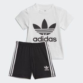 weiß Kinder Jungen Originals Trainingsanzüge | adidas AT