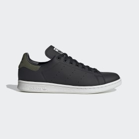 adidas - Stan Smith Schoenen Core Black / Night Cargo / Crystal White FV4116