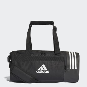 Convertible 3-Stripes Duffel Bag Small 1107d6e2d17aa