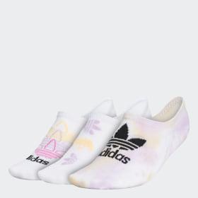 Colorwash Super-No-Show Socks 3 Pairs