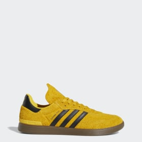 gold Männer Skateboarden Sneakers | adidas AT