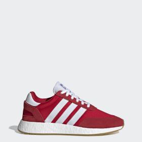 adidas zapatillas rojas hombre
