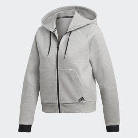 adidas - Must Haves Hoodie Medium Grey Heather DU6571