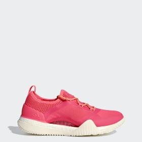 Rosa Adidas Ultra Boost 3.0 Skor Dam Sverige