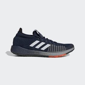 adidas - Pulseboost HD Schuh Collegiate Navy / Cloud White / Solar Red EG0979