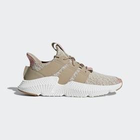 adidas - Zapatilla Prophere Beige / Trace Khaki / Chalk Pink CQ2128
