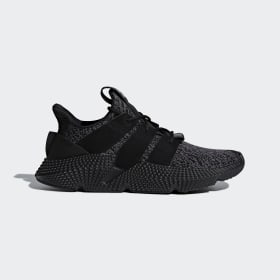 adidas - Prophere Shoes Core Black / Core Black / Solar Red CQ2126