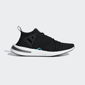 adidas - Arkyn Primeknit Shoes Core Black / Core Black / Tech Silver Met. B28123