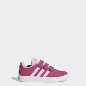 Adidas Sneaker Schuhe Pink Türkis Mädchen Turnschuhe Gr35
