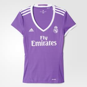 fc59ba401ea09 Jersey de Visitante Real Madrid 2016 ...