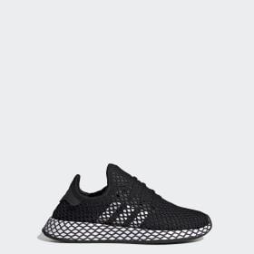 Adidas Deerupt Runner Dark Grey Gum | Tenis adidas, Moda