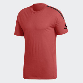 adidas - adidas Z.N.E. T-Shirt Hi-Res Red CG2183